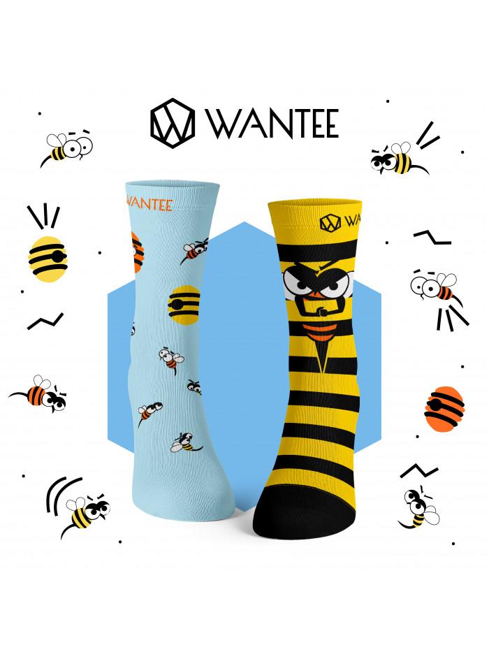 Wantee Vadon élő állátok Zokni 4-pack ajándékdoboz