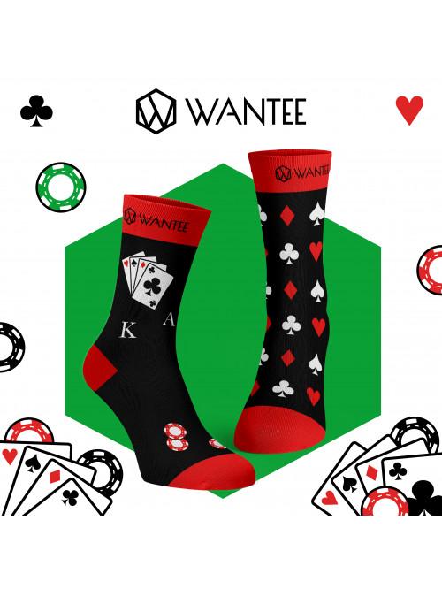 Zokni Póker Wantee