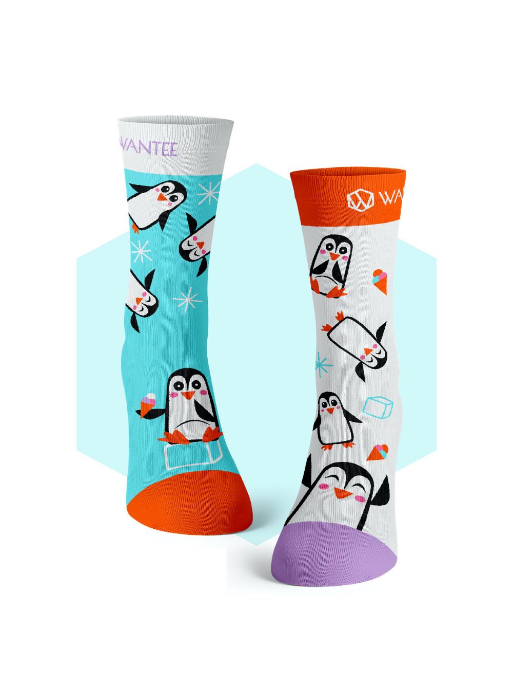 Wantee Pingvinek Zokni