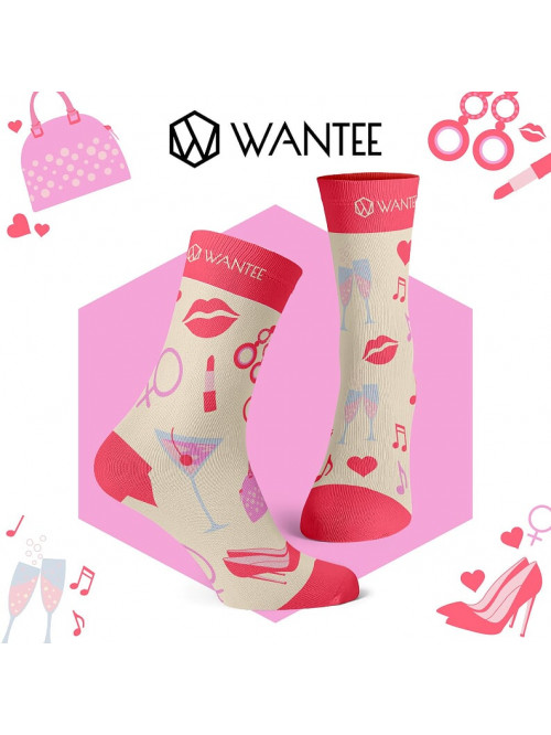 Zoknik Wantee Ladies Night Socks