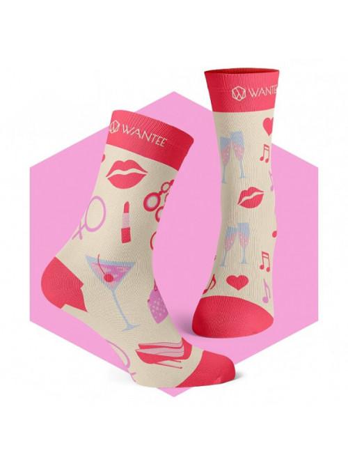 Zoknik Wantee Ladies Night Socks