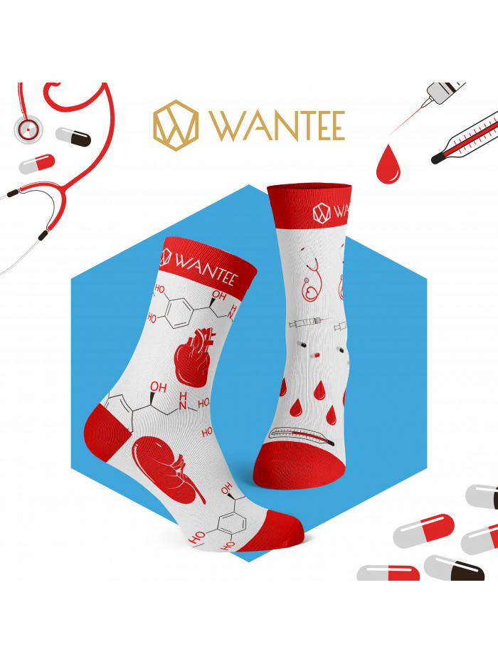 Zoknik Wantee Medical Socks