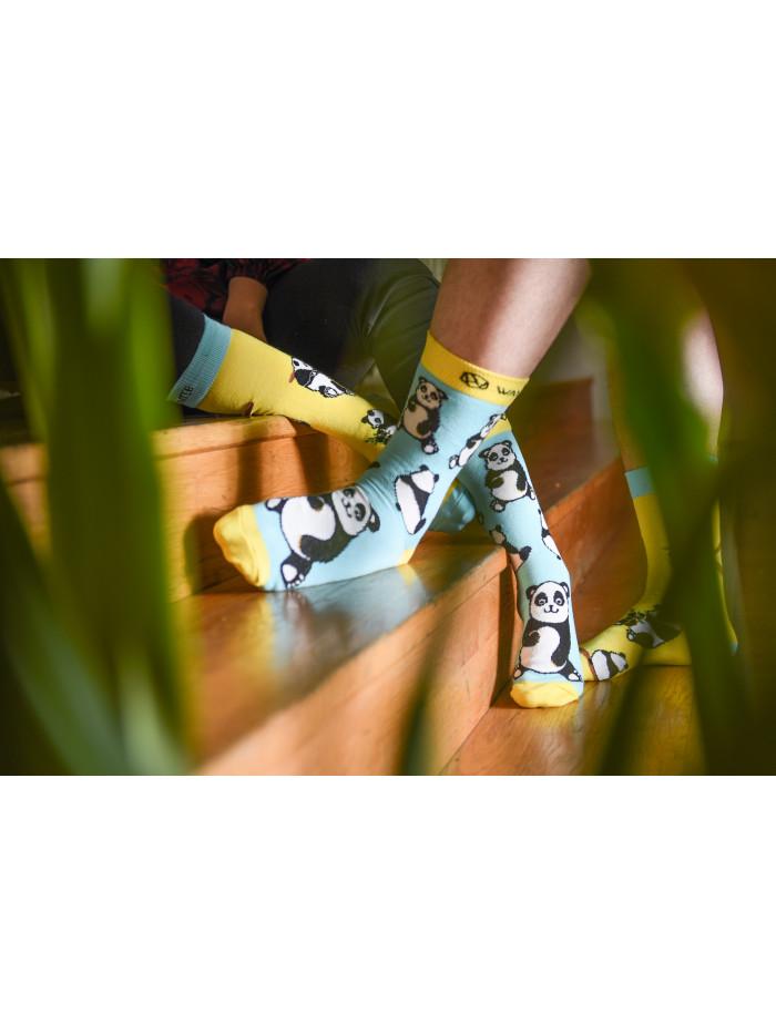 Zoknik Wantee Panda Socks