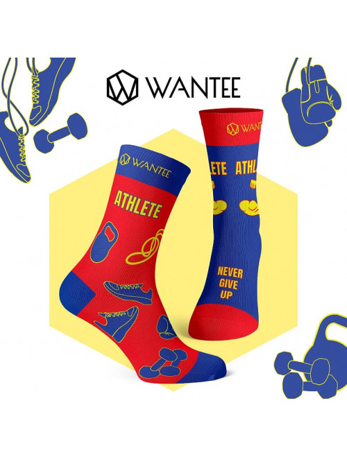 Zoknik Wantee Super Athlete Socks